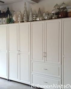 Cabinets for Storage, Garage, Basement, Laundry Room, Home