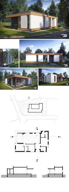 Modern House Design for one family.  TBA - 300 m2  <br> http://kunchevarchdesign.com/portfolio/single-family-house-simeonovo-sofia/