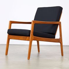 Danish Modern Easy Chairs from the 1960s   1960er   No 2