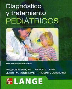 La 19ª edición de Diagnóstico y tratamiento en pediatría (CDTP) ofrece información práctica y actualizada, con buen sustento bibliográfico relacionado con la atención de los niños, desde el nacimiento y la lactancia hasta la adolescencia.    Proporciona una guía para el diagnóstico, comprensión y tratamiento de las enfermedades de los pacientes pediátricos en un formato fácil de utilizar y leer. Localización en biblioteca: 617.98 H412d 2010