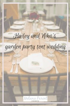 Real wedding inspiration from Melanie Parent Events Couple Hailey and Niko. Full planning and Day of Coordination available in Winnipeg, Manitoba. www.melanieparentevents.com #winnipeg #weddingplanning #weddingideas