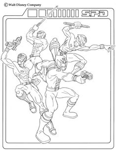 physical activities coloring pages - photo#45