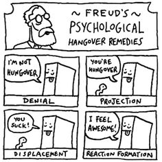 a study of defense mechanisms and conflicts between id ego and superego in the work of sigmund freud This study is mainly concerned with the  index terms— f scott fitzgerald,  sigmund freud, alfred w adler, feelings  the freud's attitude could explicitly  impressed the fitzgerald's literary work  gatsby's defense mechanism in  relation with his problem in  these conflicts that operate between id, ego, and  superego.