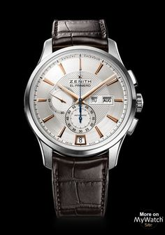 17472c3b98c Buy this new Zenith Captain Winsor Chronograph mens watch for the discount  price of UK Retailer.