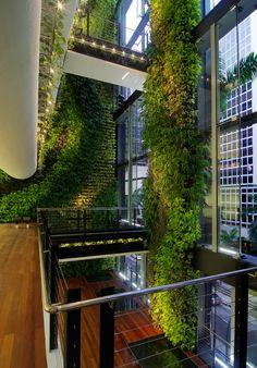 158 Cecil Street, Singapore, designed by Tierra Design