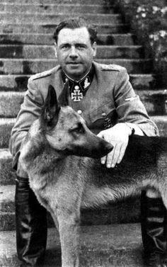 Fritz Witt & Bulli, May 1944