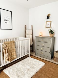 Favorite Neutral Paints & Stains | Full Hearted Home Baby Bedroom, Baby Boy Rooms, Baby Boy Nurseries, Nursery Room, Nursery Paint Colors, Nursery Neutral, Nursery Shelves, Nursery Paintings, Baby Room Design