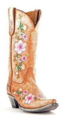 Details about Corral Women's Cowboy Western Boots Brown/Purple ...