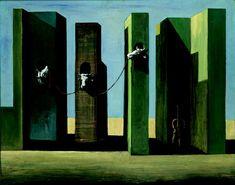 Die Rindertürme by Edgar Ende, 1957
