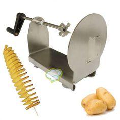 potato tornado machine