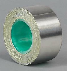 3M 420 Foil Tape,6.8 Mil,Lead,1/2 In x 5 Yds by 3M. $15.62. Foil Tape, General Purpose, Material Lead, Thickness 6.8 mil, Width 1/2 In., Length 5 yd., Color Dark Silver, Adhesion Strength 45 oz./in., Tensile Strength 20 lb./in., Performance Temp. -60 to 225 Degrees F, Standards H-T-29A