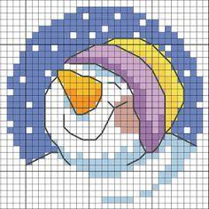 Tiny Cross Stitch, Cat Cross Stitches, Xmas Cross Stitch, Cross Stitch Charts, Cross Stitch Designs, Cross Stitching, Cross Stitch Embroidery, Cross Stitch Patterns, Christmas Charts