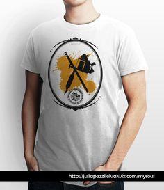 """Camisetas niRah """"Sello TattoArt"""""""