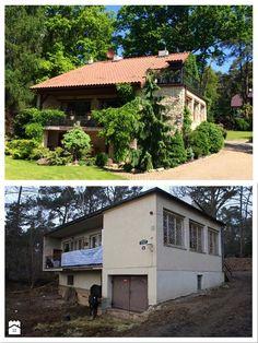 Domy styl Prowansalski - zdjęcie od Pracownia Projektowa Jinako