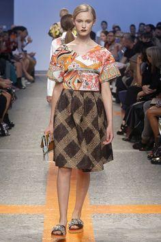 Milan Fashion Week, SS '14, MSGM