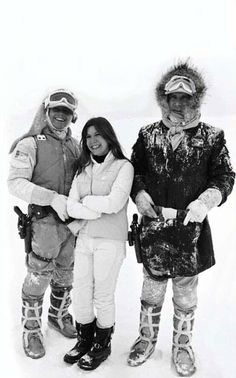 Meanwhile On Hoth…