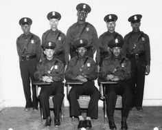 In 1948, eight African-American men joined Atlanta's police force. Those pioneer officers — who couldn't drive squad cars or even step foot in headquarters — inspired Thomas Mullen's new novel.