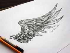 New tattoo feather shoulder art designs Ideas Eagle Wing Tattoos, Tribal Tattoos, Wing Tattoo Men, Wing Tattoo Designs, Tattoos Skull, Arrow Tattoos, Feather Tattoos, Dog Tattoos, Celtic Tattoos