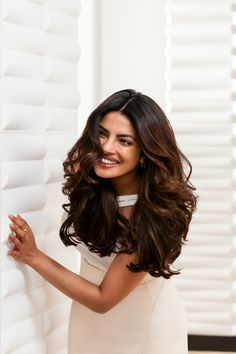 Quantico actress Priyanka Chopra is the new face of Pantene, and we've got the scoop on her new role with the hair-care giant. Hair Care Brands, Beauty News, Indian Actresses, Bollywood, Celebs, Long Hair Styles, Beautiful, Women, Priyanka Chopra Hair