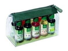 Kneipp Collection of 10 Herbal Baths 0.66ozea bottle by Kneipp. $66.65. Contains 0.66oz bottles of Eucalyptus Juniper Lavender Valerian & Hops Wildflower Orange & Linden Melissa Rosemary Spruce and Almond baths.