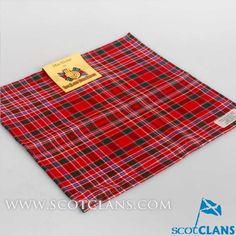 McAlester Tartan Handkerchief