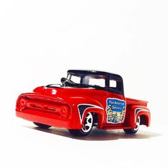 '56 Ford - Road Trippin' Series #hotwheels #hwc #hotwheelscollectors #toypics #diecastdaily #diecastphotography #Ford #fordtrucks #thelamleygroup