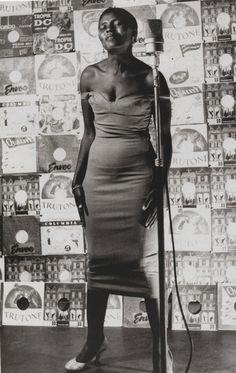 Miriam Makeba (by Jürgen Schadeberg)