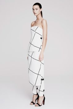 Josh Goot | Resort 2015 Collection | Style.com || wow! Josh is really stepping up his game