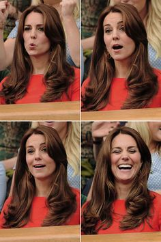 many faces of Kate