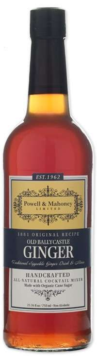 Old ballycastle ginger by powell & mahoney