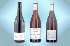 The Loire Valley is renowned for its grassy white wines but connoisseurs know its light, fresh, juicy reds make for sensational spring drinking. Loire, Wine Drinks, White Wine, Drinking, Bottle, Beverage, Drink, Flask, White Wines
