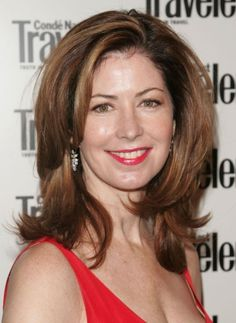 Pictures of Dana Delany, Picture - Pictures Of Celebrities Hair Styles For Women Over 50, Medium Hair Styles, Short Hair Styles, Dana Delany, Medium Length Hair With Layers, Hair Today Gone Tomorrow, Great Hairstyles, Shoulder Length, Celebrity Pictures