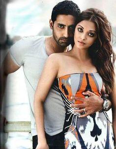 ❤Abhishek Bachchan & Aishwarya Rai Bachchan ❤