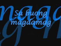 6 Cyclemind - Sandalan W/ Lyrics Music Songs, Music Videos, Pinoy, Singing, Give It To Me, Lyrics, Alternative, Notes, Neon Signs