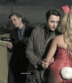 Mad Men and Playboy   Photo