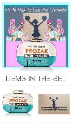 """""""At Least One!"""" by sumoftheparts ❤ liked on Polyvore featuring art"""