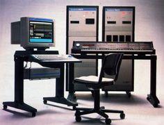 Synclavier_9600 こいつをスティングが使っていたPVを昔見た。かっこよかった。