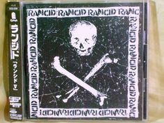 CD/Japan- RANCID s/t (Rancid 2000/self-titled) +1 bonus trk w/OBI RARE ESCA-8164 #PunkHardcore