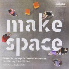 Make Space: How to Set the Stage for Creative Collaboration von Scott Doorley http://www.amazon.de/dp/1118143728/ref=cm_sw_r_pi_dp_qyjwub1QAGZ67