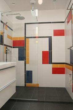 Mondrian style !