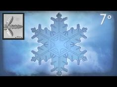 VERY detailed science video on formation of snowflakes - No two snowflakes are alike? Find out the answer to this scientific question in this video. Share this with students during winter. Produced by the American Chemical Society Kindergarten Science, Science Classroom, Teaching Science, Science Activities, Science Videos, Science Lessons, Art Lessons, Winter Art, Winter Theme