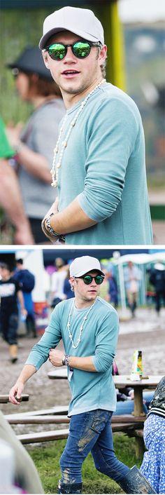Niall Horan | Glastonbury Festival 6.25.16 | @emrosefeld |