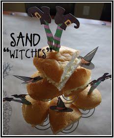 "Creative ""Try""als: Halloween Food Ideas 2011"