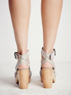 Walk This Way Clog at Free People Clothing Boutique