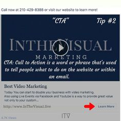 "Don't get caught without some form #CTA on your #ads!  When ""Boosting"" your posts or creating an ad having a Call to Action (CTA ) on your promoted link will guide your target audience to your offer, deal, or service.  If you are looking #grow your #socialmedia #engagement, website traffic, looking to create a #website, or online store DM or email us for more detials!  #businesstips #tipoftheday #business #Growth #marketing #mindset #content #growyourbusiness #supportsmallbusiness…"
