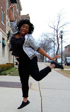 Nickclette Izuegbu on People With Panache