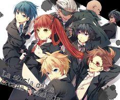 Tags: Anime, Mugi (Twinbox), La storia della Arcana Famiglia, Dante (Arcana Famiglia), Debito, Jolly (Arcana Famiglia), Liberta