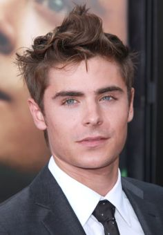 Hottie of the Day - Zac Efron at the Charlie St Cloud premiere