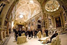 Iglesia del Convento de San Pedro de Montorio de la orden Franciscana de España. Roma Italia