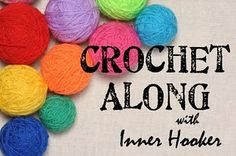 Crochet Along!  Join in!  Repin and invite your friends!  #crochet #crochet along #grannysquares